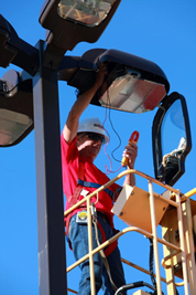 Lighting Maintenance, Retrofits and Upgrades Contractor
